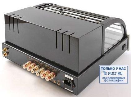 Ламповый усилитель PrimaLuna ProLogue Premium Stereo (KT88) silver