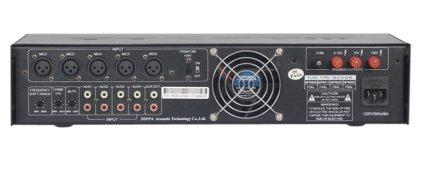 Микшер-усилитель DSPPA MP-6906
