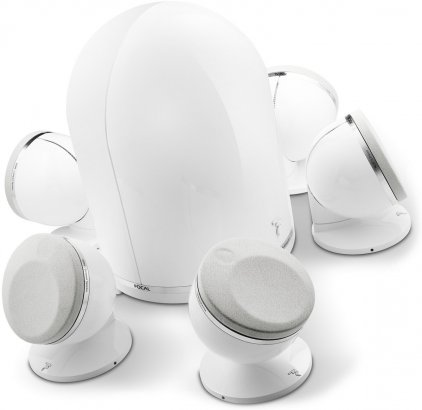 Комплект акустики Focal-JMlab Pack Dome 5.1 Diamond white