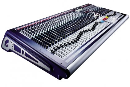 Микшер Soundcraft GB4-32
