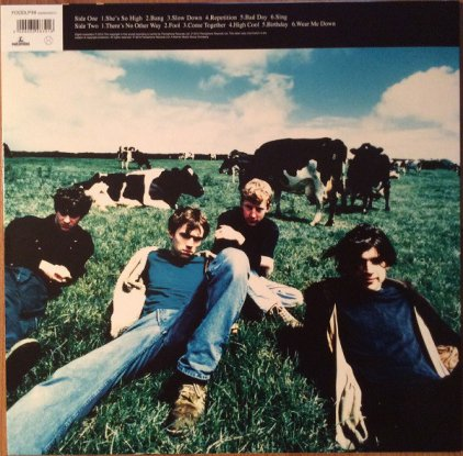 Виниловая пластинка Blur LEISURE (25TH ANNIVERSARY) (180 Gram Blue vinyl)