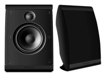 Настенная акустика Polk Audio TSi OWM3 black
