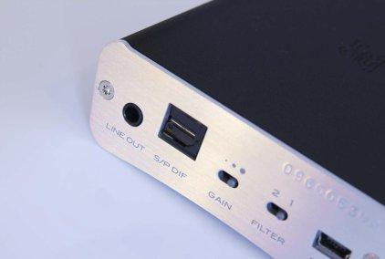 Усилитель для наушников Fostex HP-P1