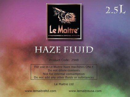Аксессуар LE MAITRE NEUTRON HAZER FLUID (STARHAZER) 2,5 L
