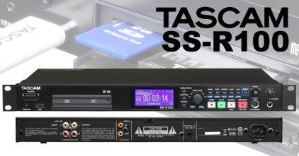 Медиаплеер Tascam SS-R100