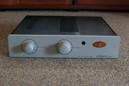 Стереоусилитель Unison Research Unico Nuovo Phono Silver