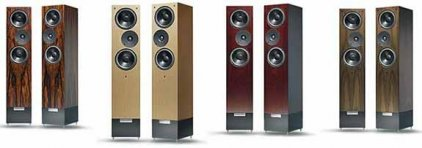 Напольная акустика LIVING VOICE AVATAR II IBX-R2 burr oak