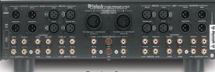 Предусилитель McIntosh C1000P