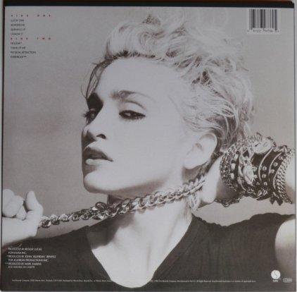 Виниловая пластинка Madonna MADONNA