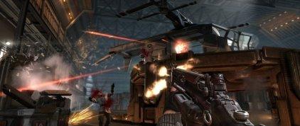 Игра для PS4 Wolfenstein (русские субтитры)