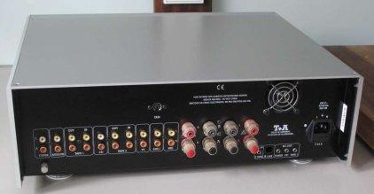 Стереоусилитель T+A PA 1530 R chrome