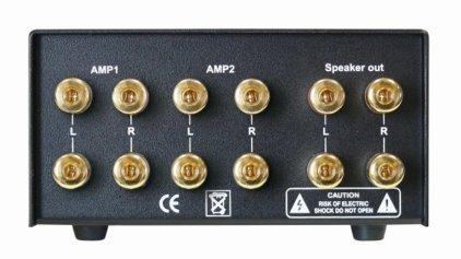Коммутатор Dynavox AMP-S black