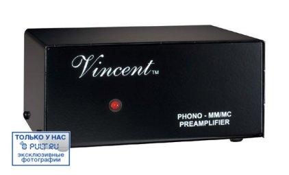 Фонокорректор Vincent PHO-111 black