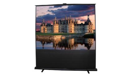 "Экран Lumien Master Portable 188x151 см (раб. область 110х146 см) (72"") Matte White FiberGlass"