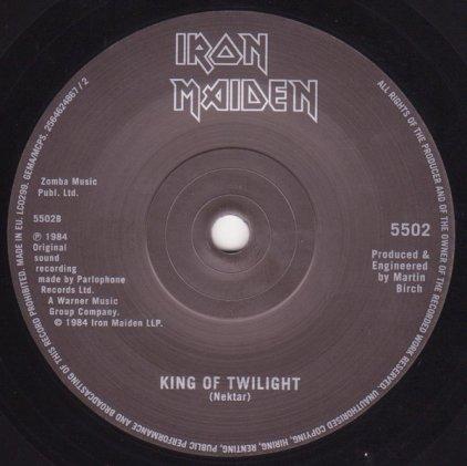 Виниловая пластинка Iron Maiden ACES HIGH (Limited)