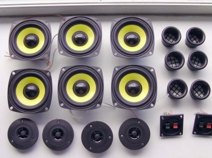 Полочная акустика Dynavox TG-1000B silver