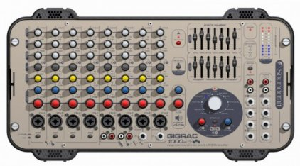 Микшер Soundcraft Gigrac 1000ST