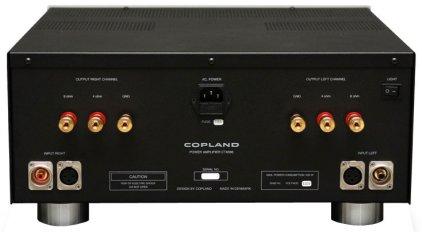 Усилитель мощности Copland CTA 506 black