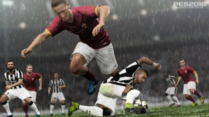 Игра для PS4 Pro Evolution Soccer 2016 (русская версия)