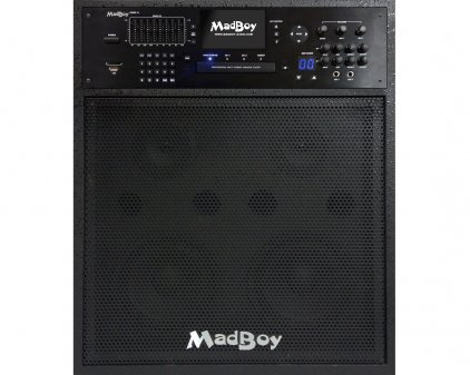 Караоке-центр MadBoy Cube XL + DVD-диск 500 любимых песен