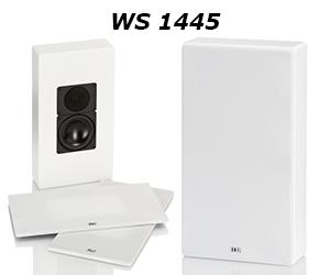 Настенная акустика Elac WS 1445 white