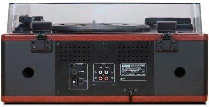 Проигрыватель винила Teac LP-R550USB woodgrain