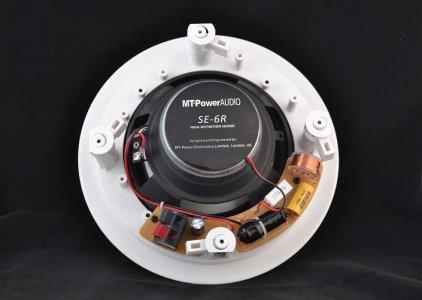 Встраиваемая акустика MT-Power SE- 6R
