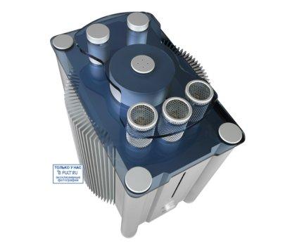 Ламповый усилитель T+A M 10 alu silver