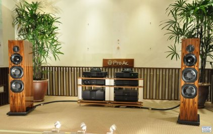 Акустическая система ProAc Carbon Pro 8 piano palissandre