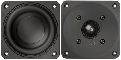 Напольная акустика System Audio SA Saxo 50 High Gloss Black