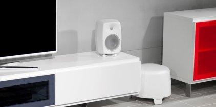 Полочная акустика Genelec G3 polar white