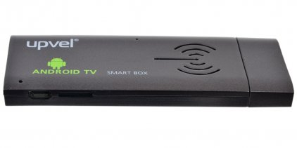 Android TV BOX с Wi-Fi Upvel UM-501TV