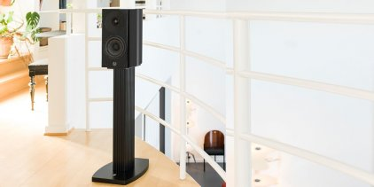 System Audio FS4 Black