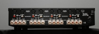 Усилитель звука Bryston 875 HT black