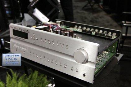 AV Процессор Bryston SP-3 silver