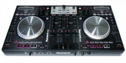 DJ-контроллер Numark NS6