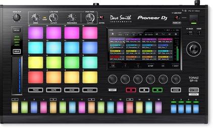 DJ-контроллер Pioneer TORAIZ SP-16