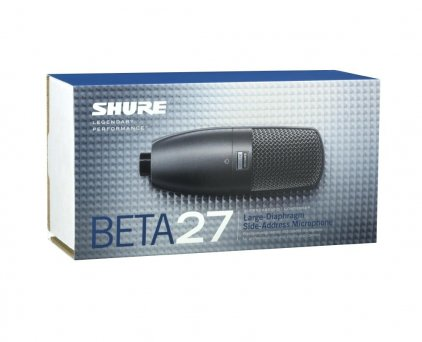 Микрофон Shure Beta 27