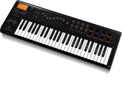Миди-клавиатура Behringer MOTOR 49