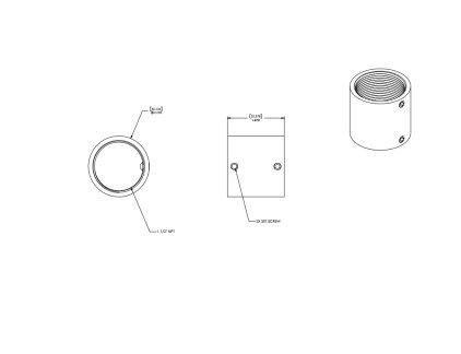 Крепление для проектора Chief CMA270s silver