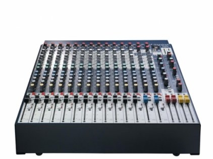 Микшер Soundcraft GB2R-12/2