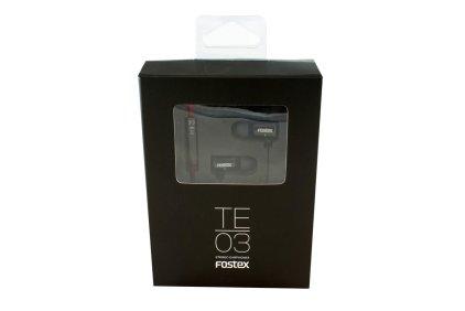 Наушники Fostex TE-03B black