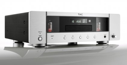CD проигрыватель T.A.C. C-35 silver