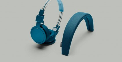 Наушники URBANEARS PLATTAN ADV Wireless Sea Grey