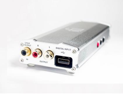 ЦАП iFi Audio Micro iDSD