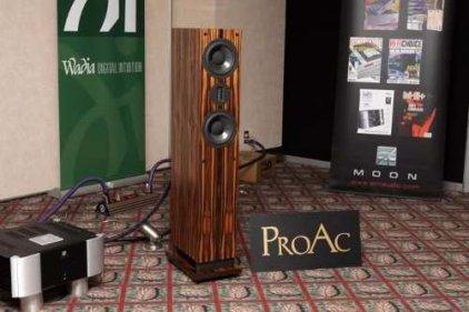 Напольная акустика ProAc Response D 48 R black ash