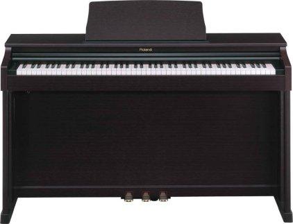 Клавишный инструмент Roland HP201ERW