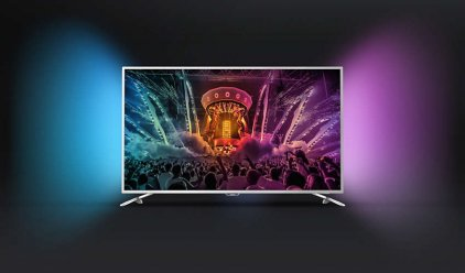 LED телевизор Philips 43PUS6501/60
