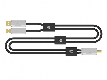 iFi Audio Gemini Dual-Headed Cable 0.7m