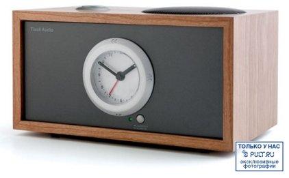 Радиоприемник Tivoli Audio Dual Alarm Speaker cherry/taupe (MDASTPE)